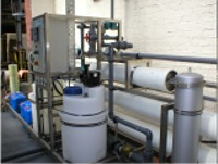A portable Clean In Place (CIP) system is incorporated into the design.